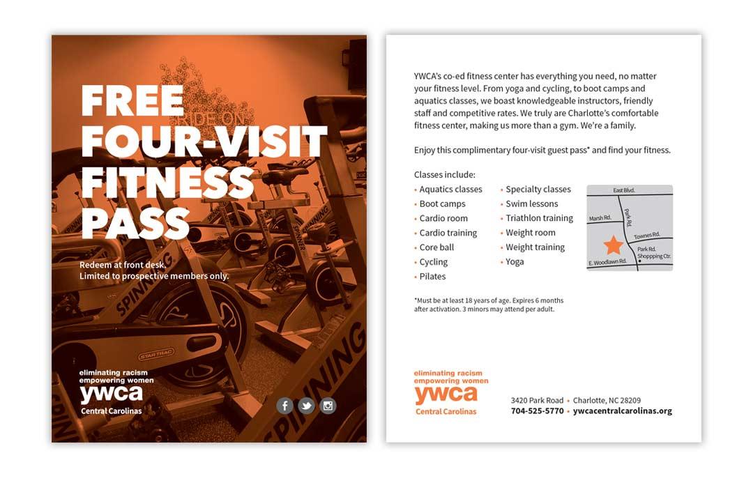 YWCA Fitness Pass