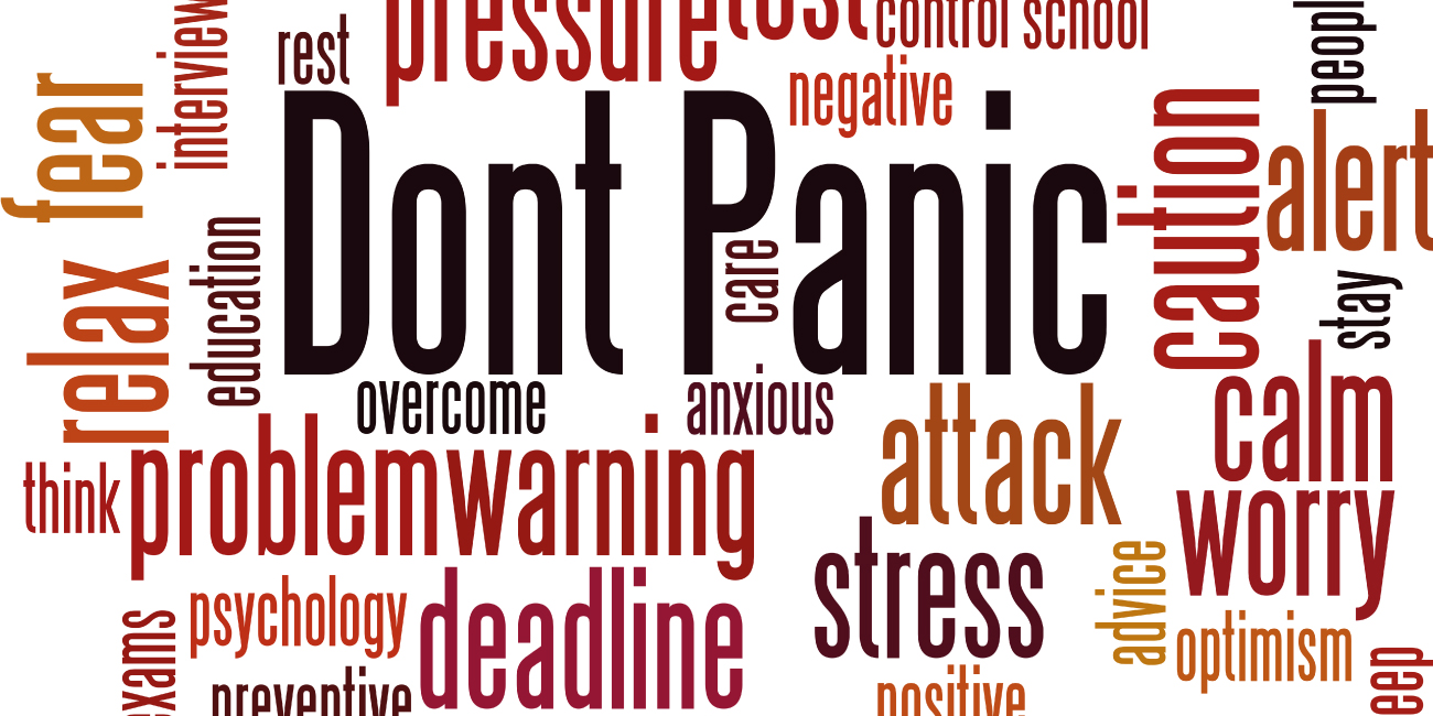 Hypnotherapy can help you overcome panic attacks