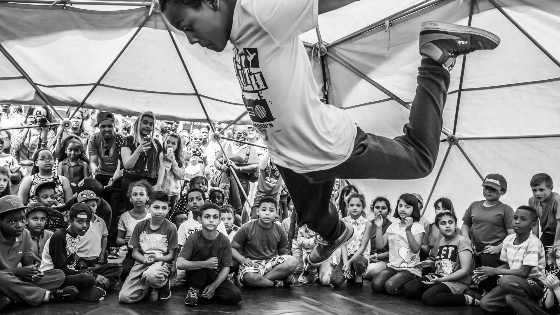 Breakdance Urban Festival