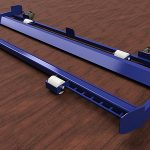 DL-RAK: Wide-Vehicle Racking System