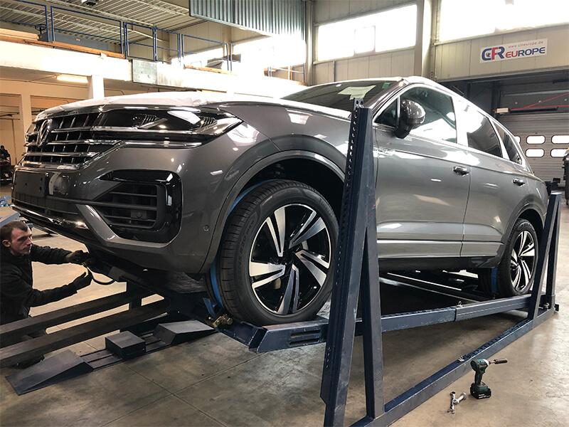 EL-RAK - Vehicle Racking Systems, Car Storage Solutions – Trans-Rak