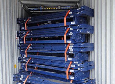 R-RAK: In-Container Racking System