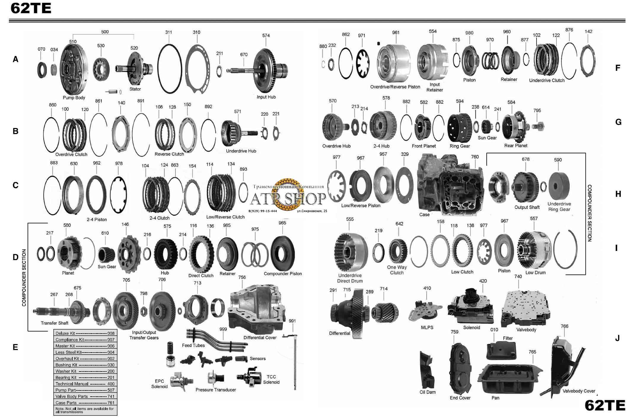 4l60e Transmission Exploded View Diagram Wiring Diagram