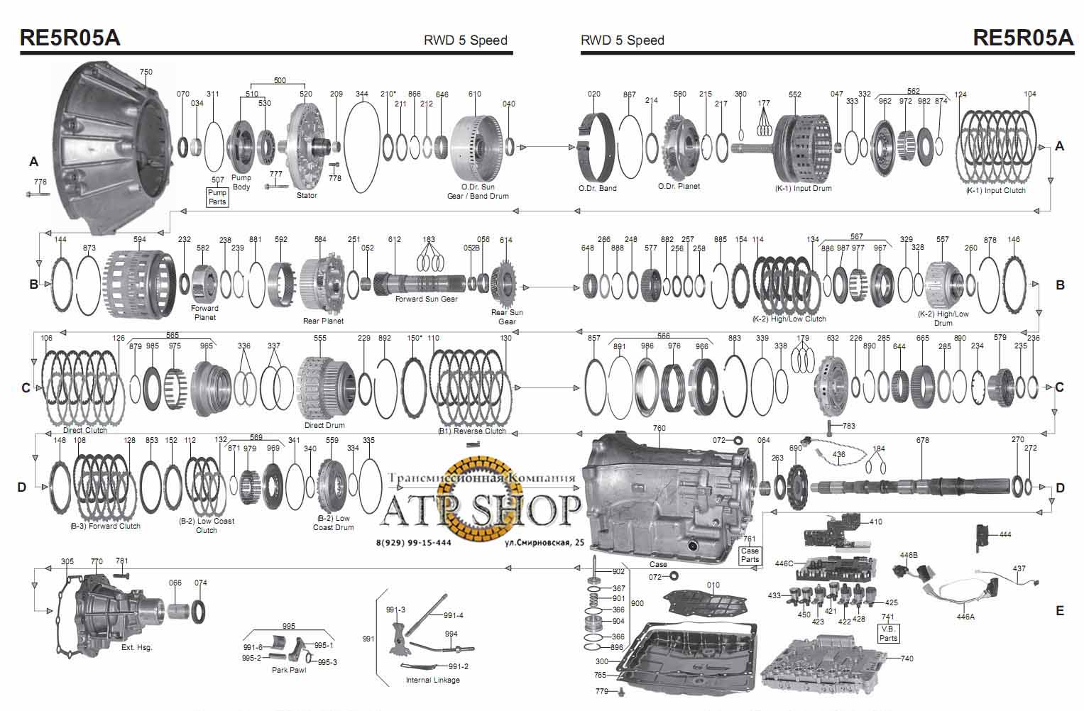 4r70w transmission wire diagram 1995 kawasaki bayou 220 wiring re5ro5a valve body and fuse box