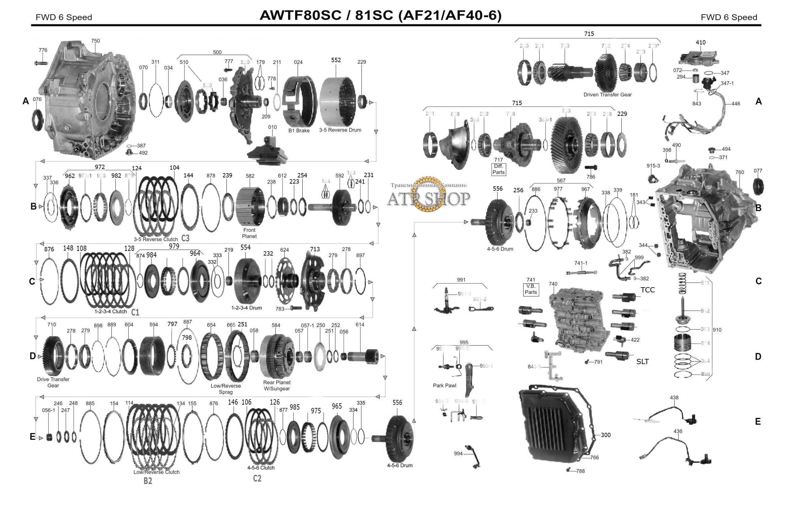 62te Trans Simulator   Wiring Diagram Database