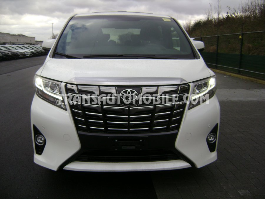all new alphard spesifikasi grand avanza g 2016 price toyota petrol v6 executive lounge africa export 1780