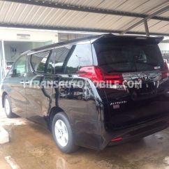 Brand New Toyota Alphard For Sale Interior Grand Avanza 1.3 G M/t 1780 Export Monospace