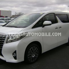 Toyota All New Alphard 2015 Avanza Vs Grand Price Petrol V6 Executive Lounge Africa Export 1780