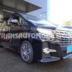 All New Alphard Executive Lounge Kijang Innova 2.4 Venturer Diesel A/t Toyota Monospace Brand Ref 1829 Import Export Petrol Afrique Achat