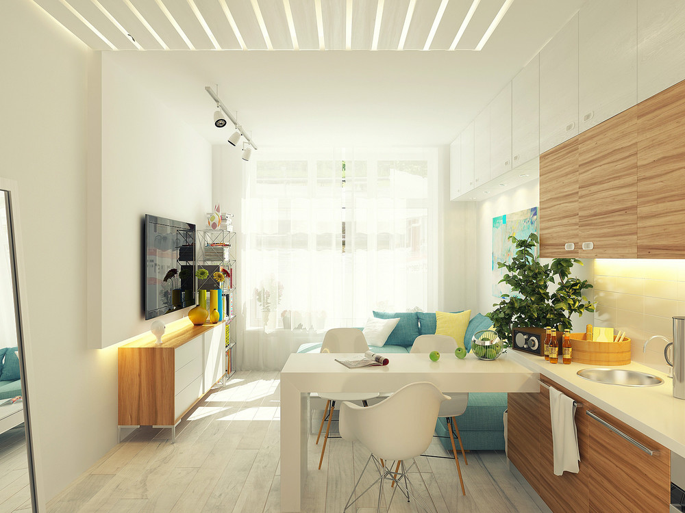 3 Ways to Maximise Space in a Small Apartment  TransBuddha