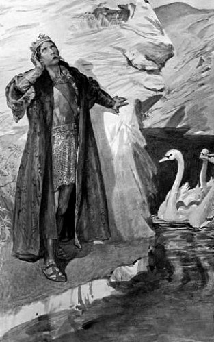 The Swan In Celtic Mythology | Transceltic - Home of the Celtic ...