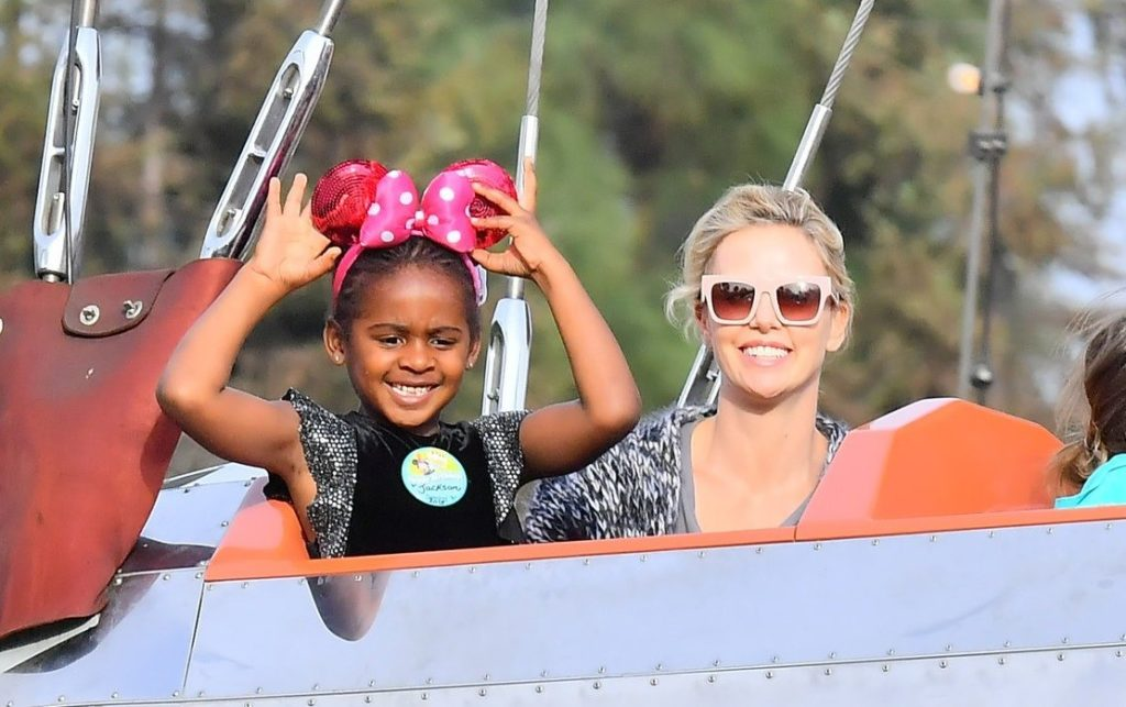 Pictures Theron Son And Charlize