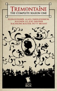 Tremontaine - season one - cover