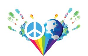 Peace on Earth is in our hearts and hands.