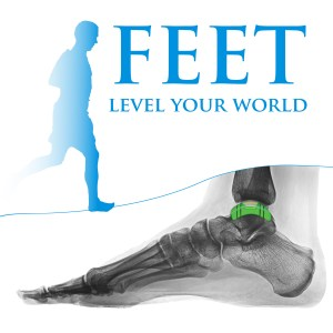 Feet level your world, give them every opportunity
