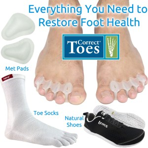 Tools for Foot Health