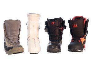 Snowboard and Ski Boots