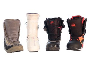 Snowboard and Ski Boots