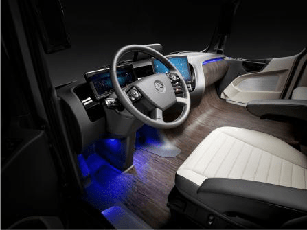 Mercedez-Benz Future Truck 2025