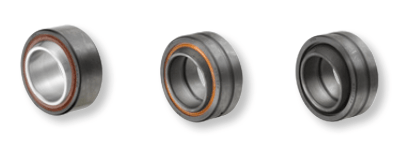 Radial and Axial Plain Bearings