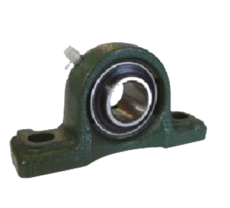 UCP 200 Series Cast Iron Bearing Housing Units with Steel Inserts