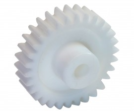 Metric Spur Gears Moulded Delrin® 500