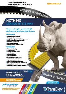 CONTI Synchrochain Leaflet