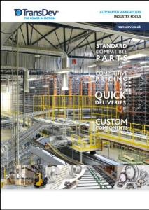 Automated Warehouse Industry Focus Brochure