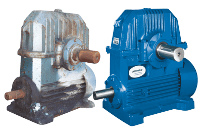 Renold Gearbox Refurbishment