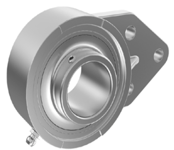SFB Series Stainless Steel Bearing Housing Units with Inserts