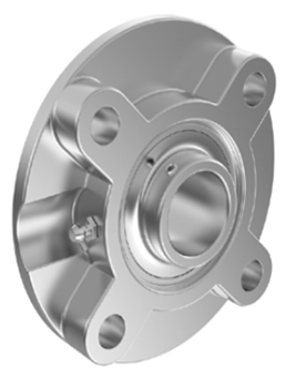 SFC Series Stainless Steel Bearing Housing Units with Inserts