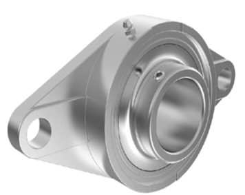 SFL Series Stainless Steel Bearing Housing Units with Inserts