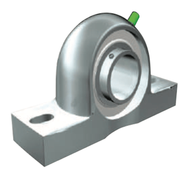 Stainless Steel Bearing Housing Units with Inserts