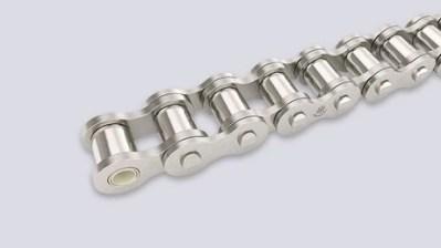 MARATHON RF Stainless Steel Maintenance-Free Roller Chain