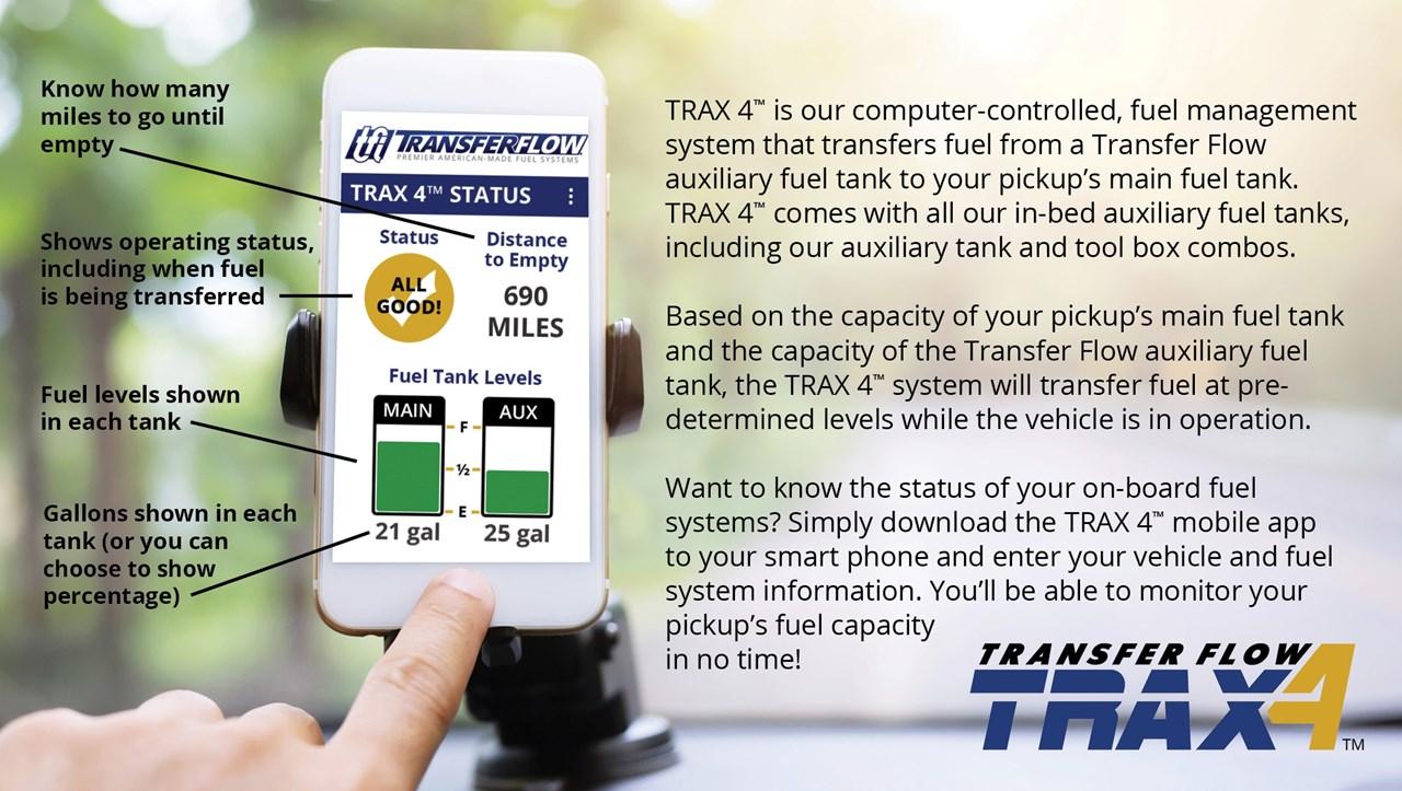 medium resolution of 40 gallon fuel tank and tool box combo trax 3