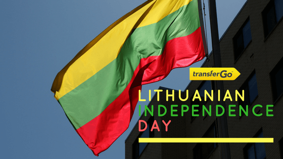 Independence Day.Lithuanian Independence Day Transfergo Blog
