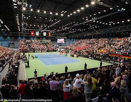 HALLE:EINS - Tennis
