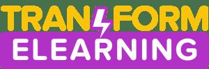 transform e-learning logo