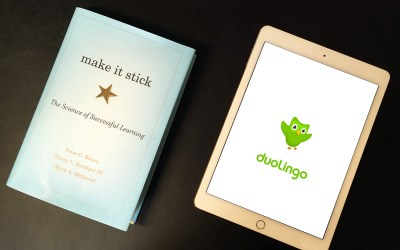 5 proven instructional design strategies you should steal from Duolingo