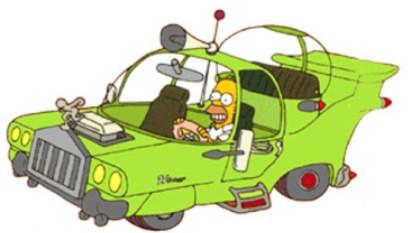 The Homer vehicle