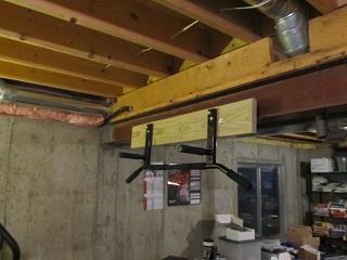 P90x Chin Up Bar And P90x Equipment