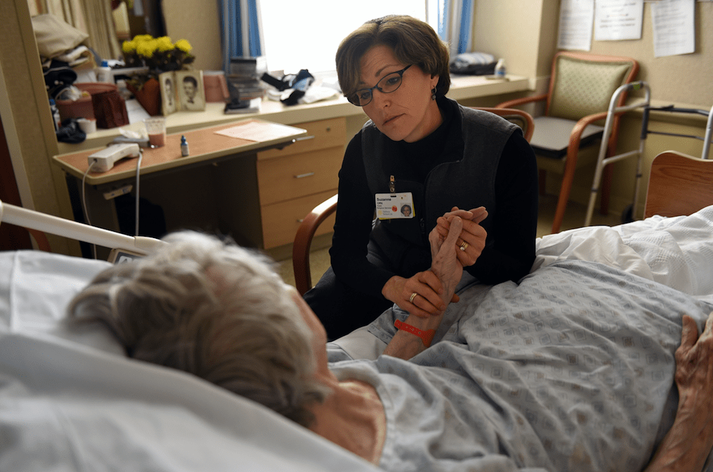 Training Providers of Geriatric Health Care to be Spiritual Generalists