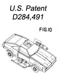 Omnibots Downshift (Transformers, G1, Autobot