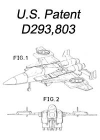 Decepticon Jets Thrust (Transformers, G1, Decepticon