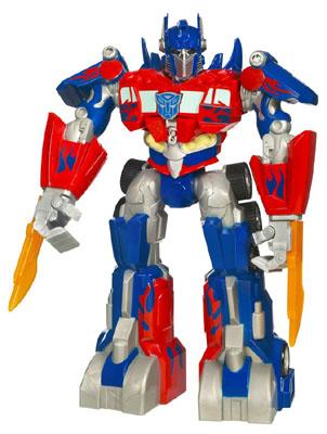 Power Bots Optimus Prime Transformers Transformers 2010