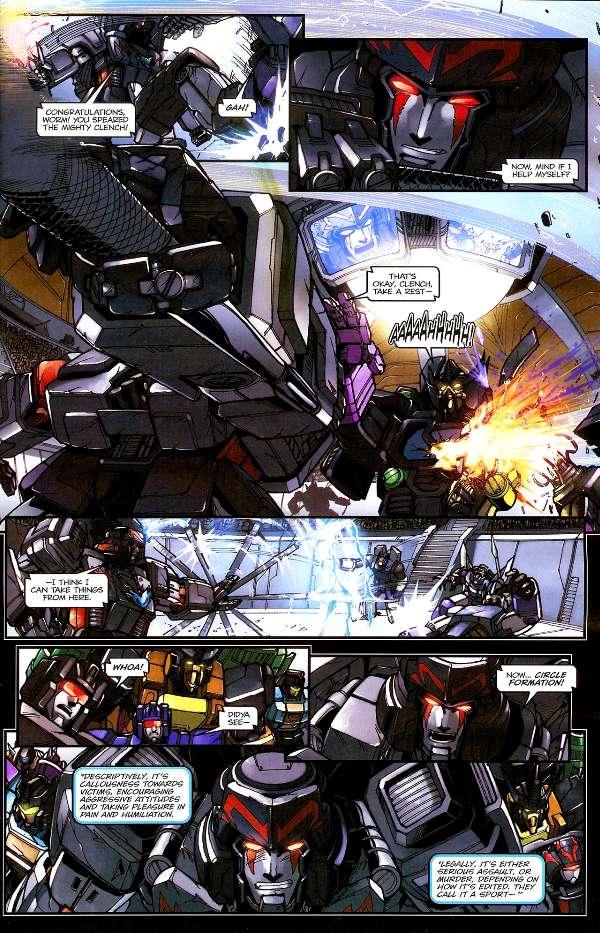 Transformers Animated Wallpaper Transformers Universe Idw Megatron Origin Heft 2 3 6
