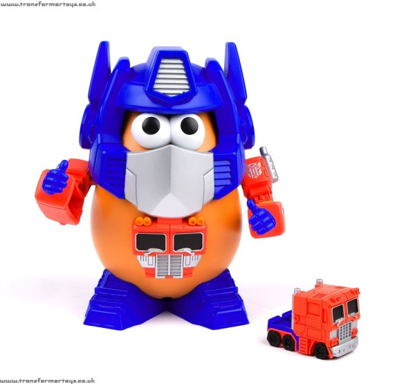 Potatoe Head Optimash Prime And