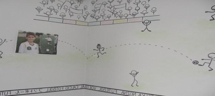 Parede para Desenhar na Decoração de Quarto Infantil Masculino