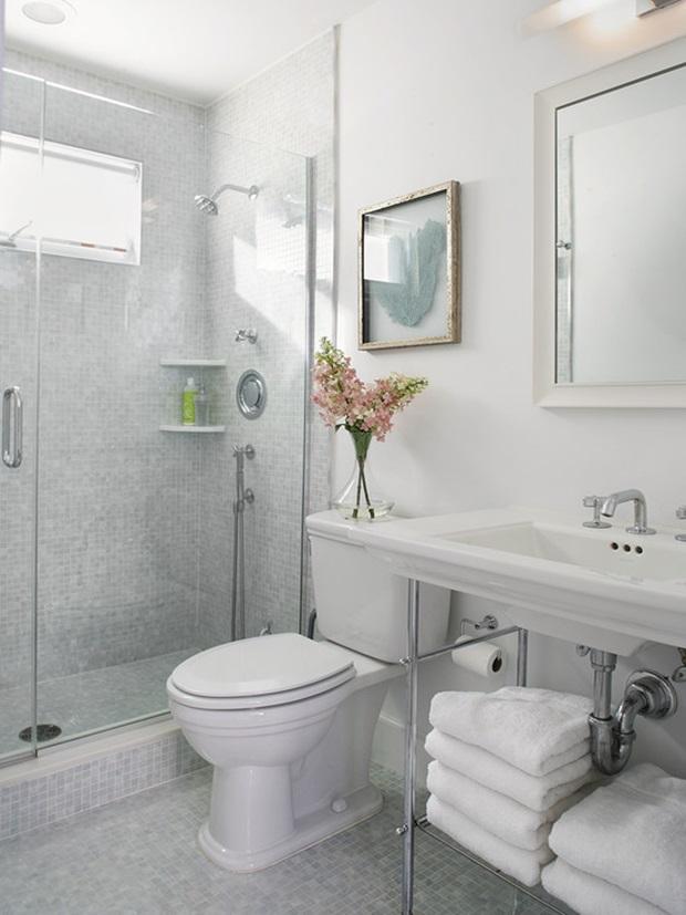 Pisos E Revestimentos Para Banheiros Como Usar
