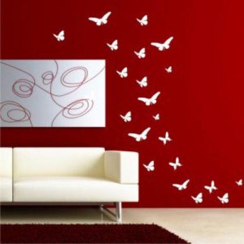 adesivos de parede para sala de estar.